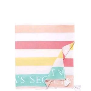 New Victoria's Secret Beach Blanket